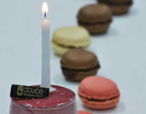 buon compleanno Douce