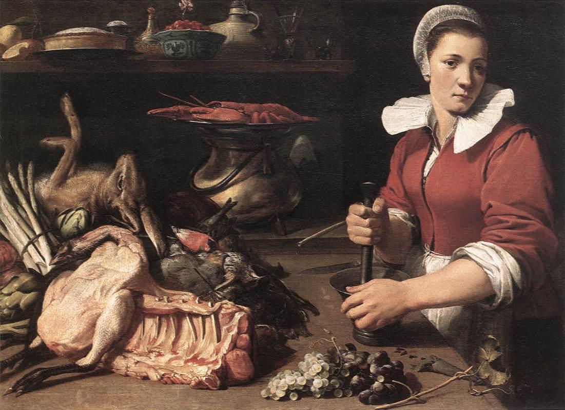 La cucina del Seicento tradotta in chiave moderna