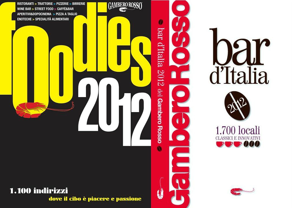 Douce su Foodies 2012 e Bar d'Italia 2012
