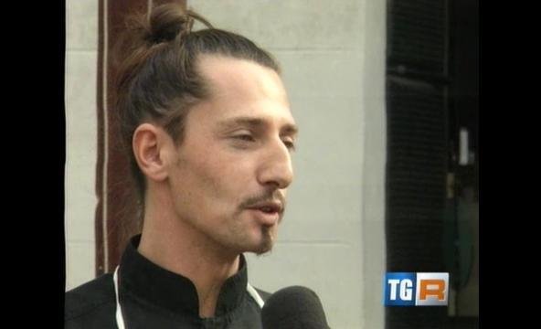 Il pasticcere emergente dell'anno Michel Paquier al TG3 Liguria