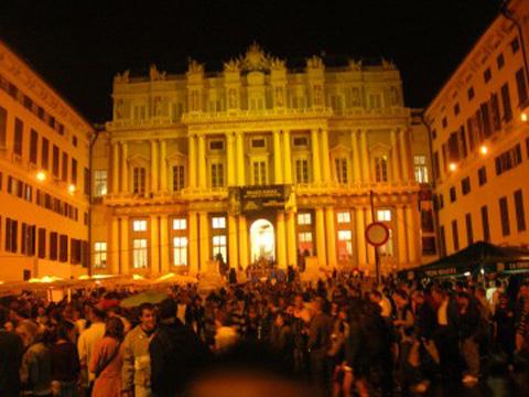 Piazza Matteotti, Genova