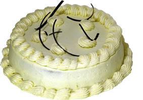 torta alla crema leggera