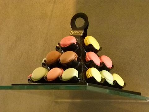 Piramide macarons
