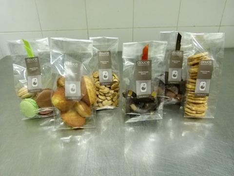 I prodotti in mostra