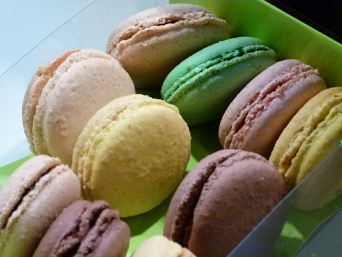 Macarons: la ricetta di Douce