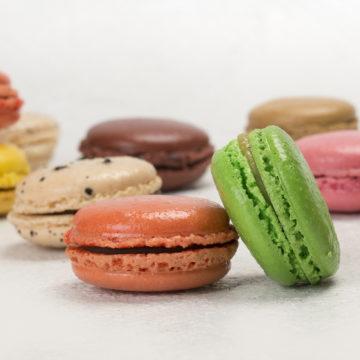 Macarons: la ricetta di Michel Paquier