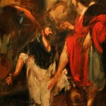 Raimondo Sirotti - Dalla pala d'altare di Bernardo Strozzi