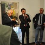 Inaugurazione con Sindaco di Bogliasco Luca Pastorino