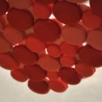 San Valentino 2015: Cuore di macarons