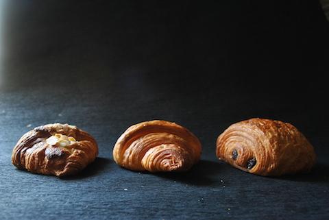 Come nasce un croissant