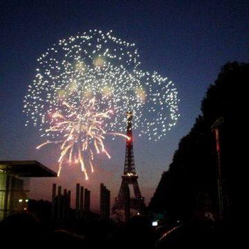14 luglio 2017: Festa Nazionale Francese