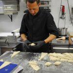 Michel produce i croissant integrali