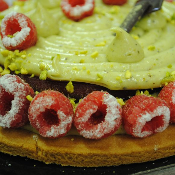 Le torte vegane di Douce
