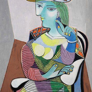 Pablo Picasso in mostra al Palazzo Ducale di Genova