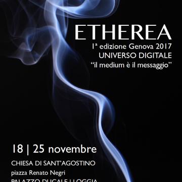 ETHEREA – Rassegna d'Arte Contemporanea Multimediale
