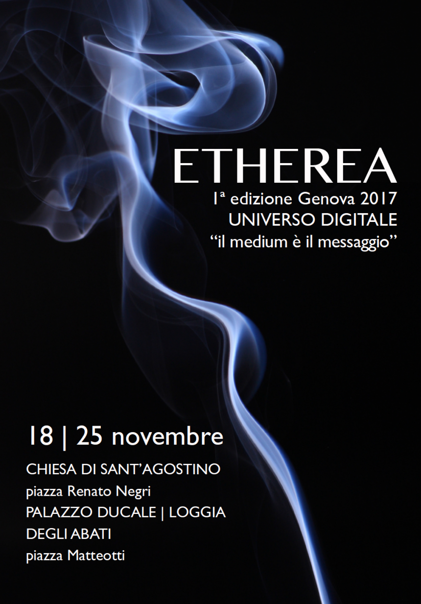 ETHEREA – Rassegna d'Arte Contemporanea Multimediale