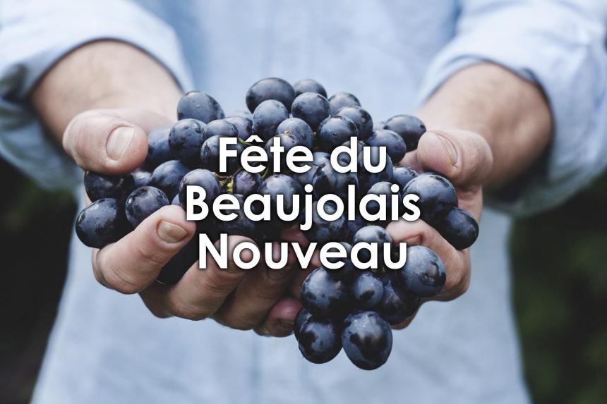 Fête du Beaujolais Nouveau 2017