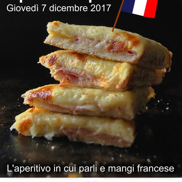 ApéroCroque: aperitivo francese del 7 dicembre 2017