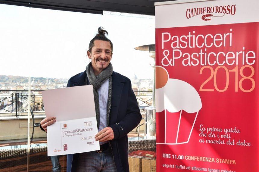 Douce è la pasticceria ligure più quotata da Gambero Rosso per il 2018