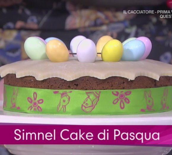Simnel Cake di Pasqua a Detto Fatto