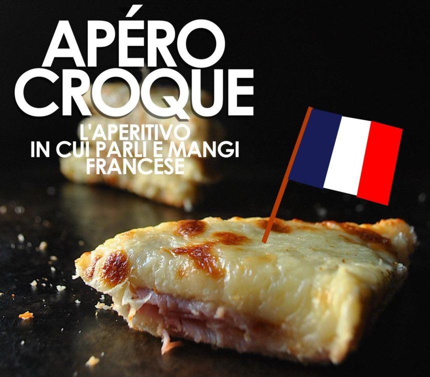 ApéroCroque: l'aperitivo francese in francese