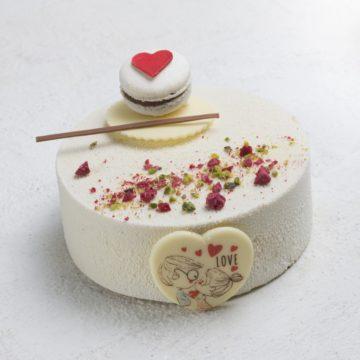 La torta Charme per San Valentino 2019