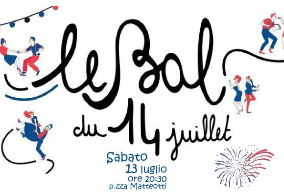 Ballo per la Festa Nazionale Francese 2019