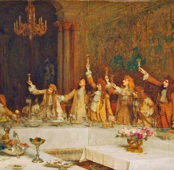 Piccola storia della pasticceria francese