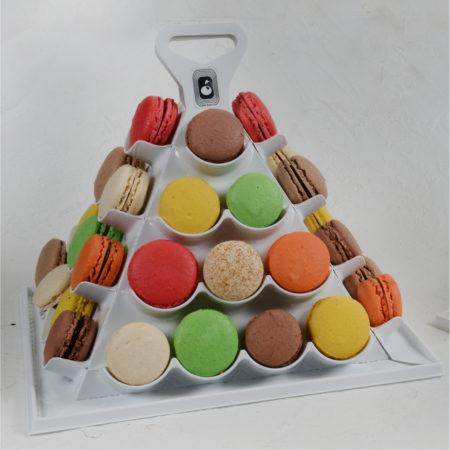 piramide macarons Doue