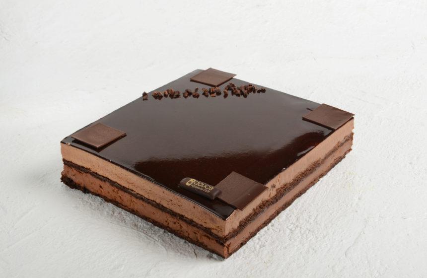 Nous avons le plaisir de vous présenter Monsieur Chocolat