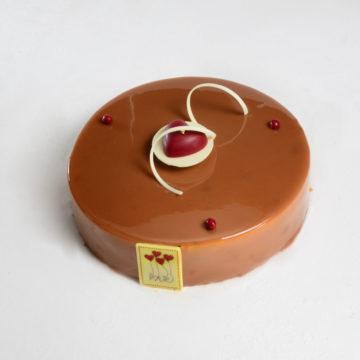La torta Glamour per San Valentino 2020