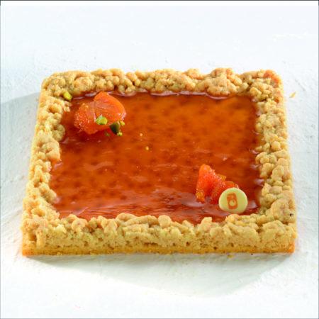crostata confettura albicocche
