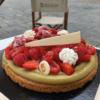 tarte fruits rouge