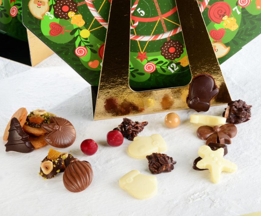 Il Calendario dell'Avvento Douce, su Italian Gourmet