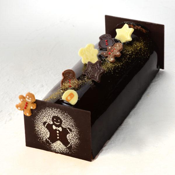 tronchetto di Natale 3 chocolat