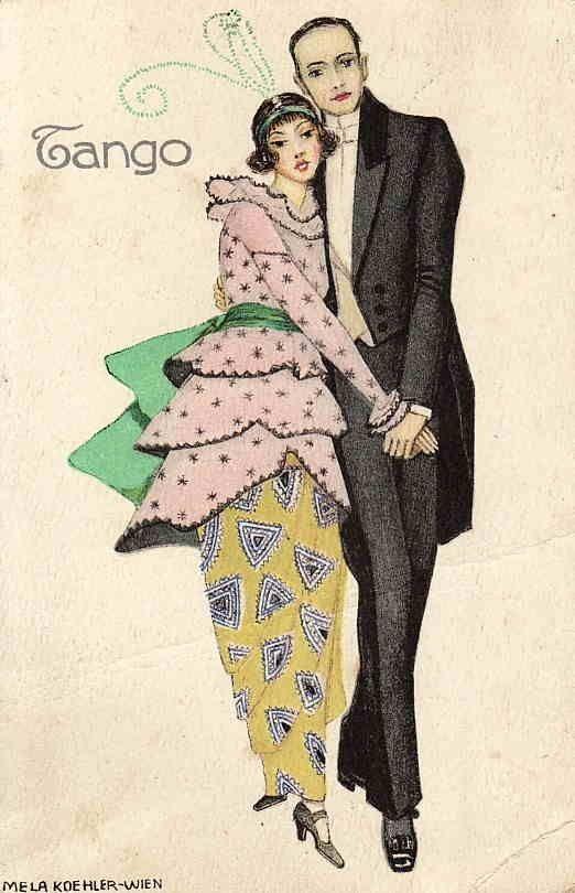 tango Belle Epoque