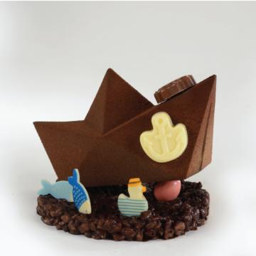 Vi presentiamo la Pasqua D'A…Mare. Michel Paquier, il cioccolato e il mare…