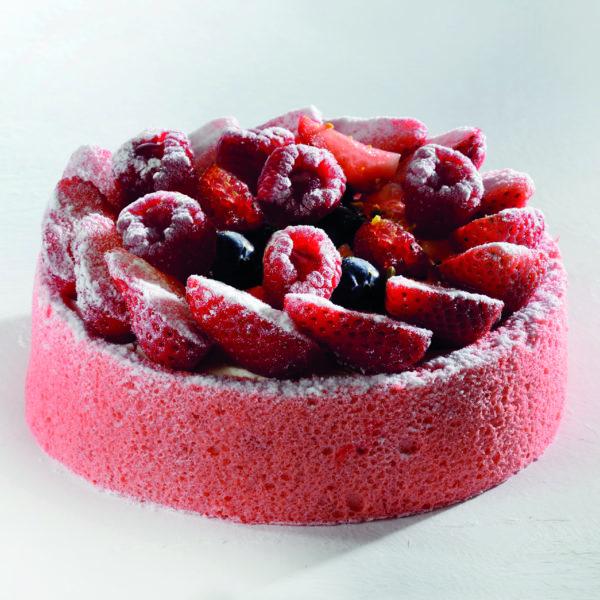 Charlotte Fruits rouge Douce