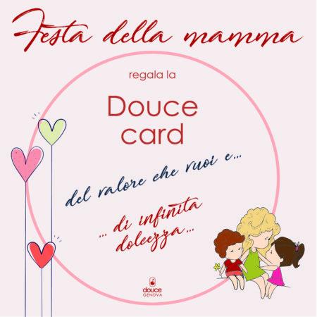 douce card